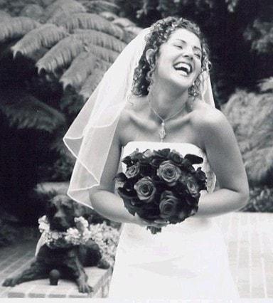 Julianna Wedding Day