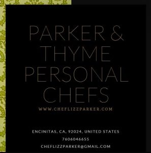 Parker And Thyme Personal Chefs logo