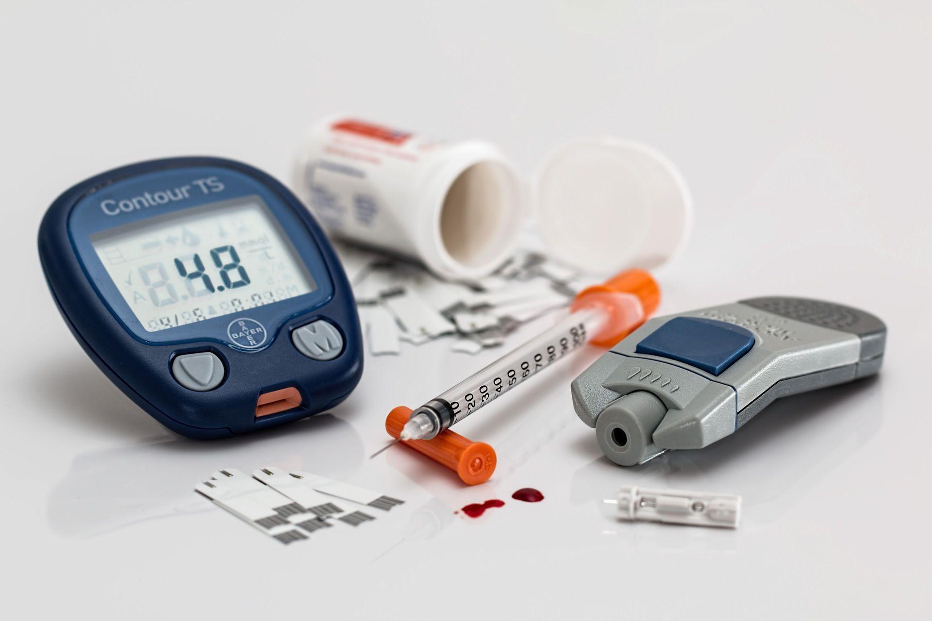 Diabetes Blood Sugar Diabetic Medicine