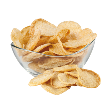 Ideal Protein products - Salt & Vinegar Crisps