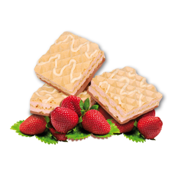 Ideal Protein products - Strawberry Wafers
