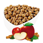 Ideal Protein products - Apple and Cinnamon Soy Puffs