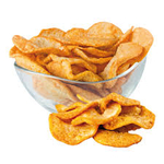 Ideal Protein products - BBQ Crisps