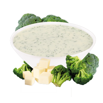 Ideal Protein products - Broccoli and Cheese Soup Mix