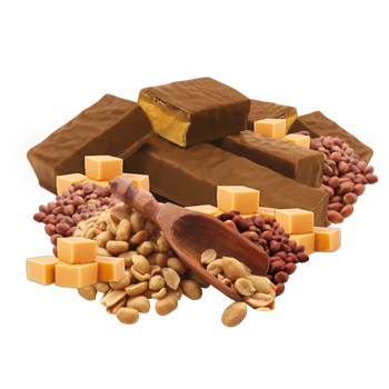Ideal Protein products - Caramel Nut Bar