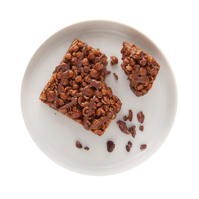Ideal Protein products - Chocolate Crispy Square