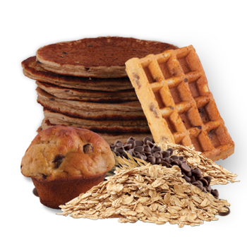 Ideal Protein products - Chocolatey Chip Pancake Mix