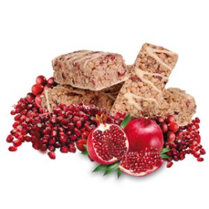 Ideal Protein products - Cranberry-Pomegranate-Bar