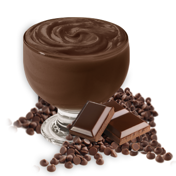 Ideal Protein products - Dark Chocolate Pudding Mix