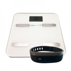 IdealSmart Duo Kit - scale + activity tracker
