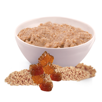 Ideal Protein products - Maple Oatmeal