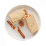 Ideal Protein products - Toffee and Pretzel Meal Replacement Bar