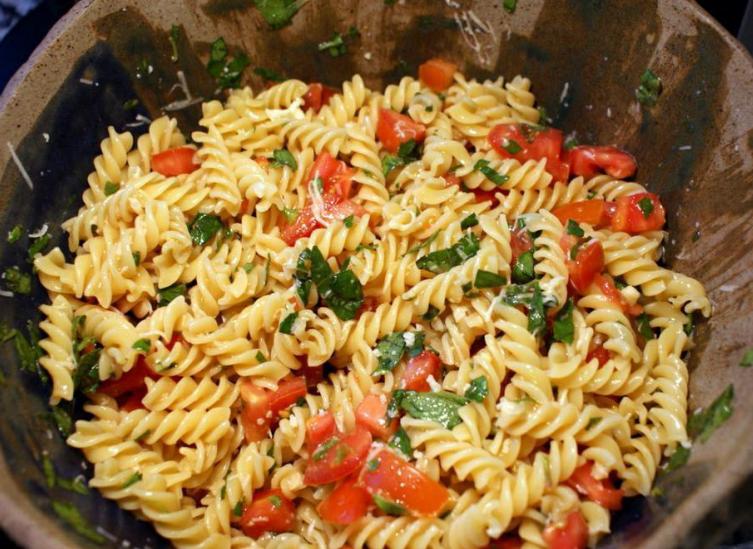 Ideal Protein rotini pasta recipe