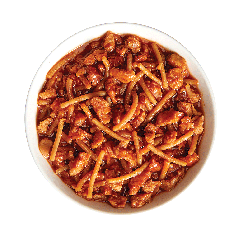 Ideal Protein recipes - vegetable-bolognese-spaghetti