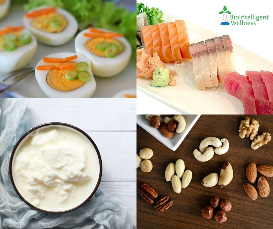Foods You Can Eat on a Low Carb Keto Diet to Get Adequate Protein