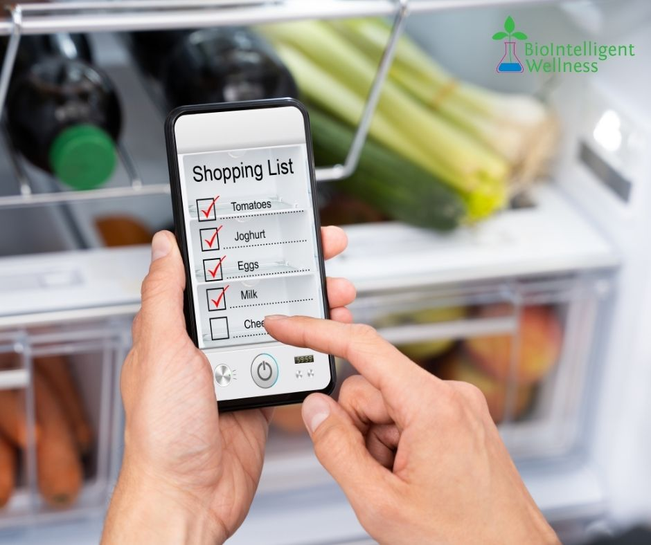 How a Healthy Grocery Shopping List Can Help in Weight Loss