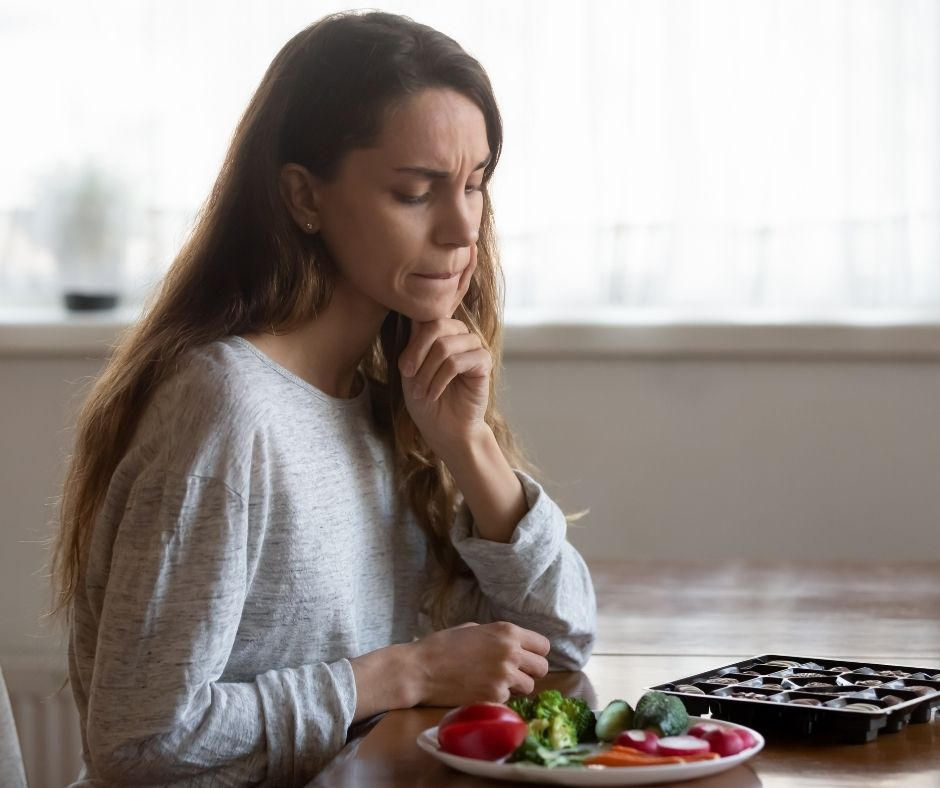 Thinking About How Much to Eat to Overcome Keto Flu