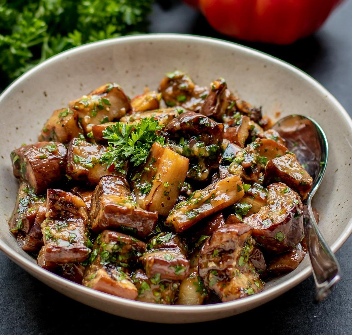 Chili eggplant