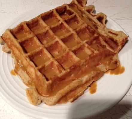 Ideal Protein waffles