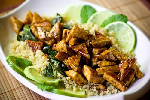 Ideal Protein Sweet Chili Lime Tofu Recipe